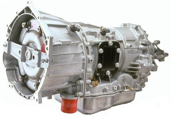 Truck Rebuilt Parts Allison Automatische versnellingsbak