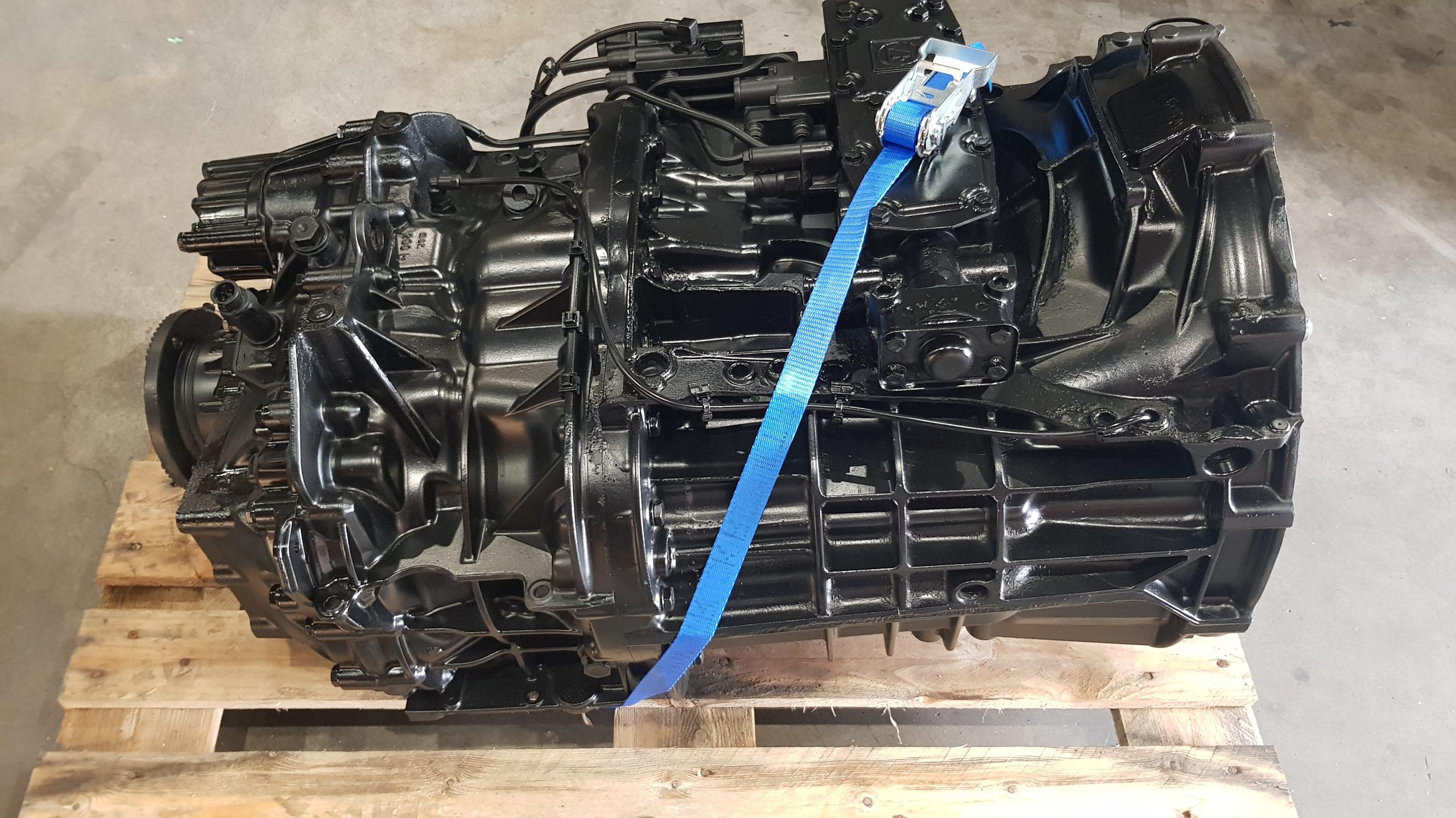Truck Rebuilt Parts Iveco ZF 16S1620TD