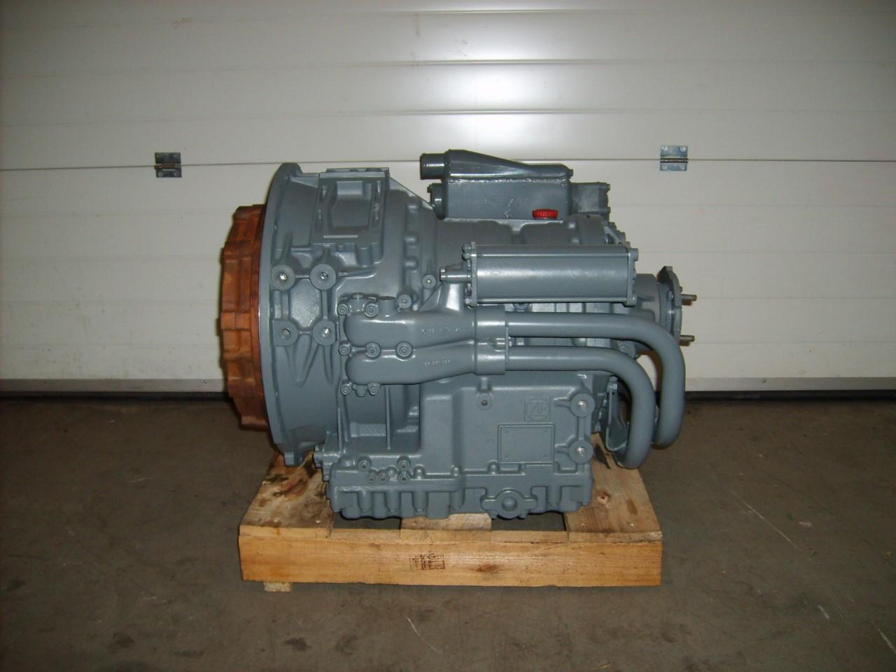 Truck Rebuilt Parts ZF Ecomat stalen koeler